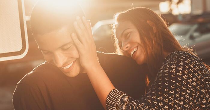 Loving someone perfectly