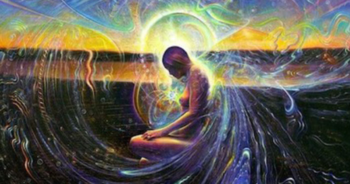 We are light being souls