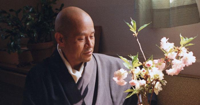 Zen Master Suzuki Roshi