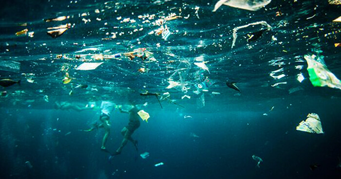Plastic waste on the rise