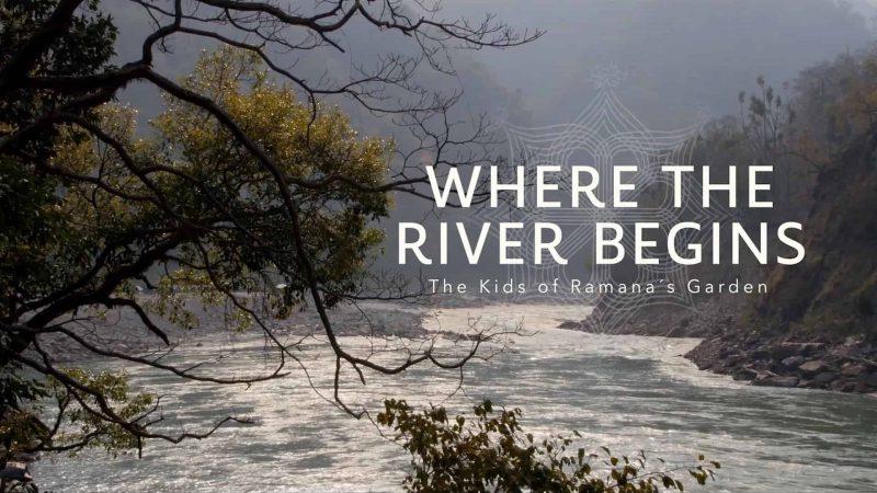 Where the River Begins - Ramana's Garden - Thumb v2